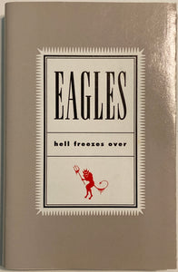 Eagles (The Eagles) - Hell Freezes Over Cassette VG+