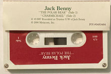 Load image into Gallery viewer, Golden Age Radio Vol. 1 Featuring Jack Benny Cassette G+