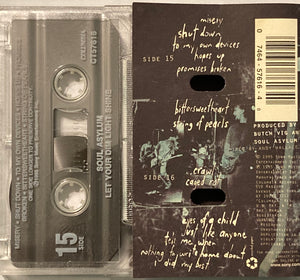 Soul Asylum - Let Your Dim Light Shine Cassette VG+