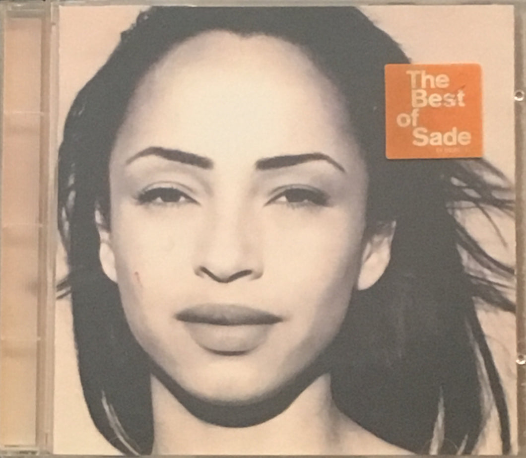 Sade - The Best Of CD
