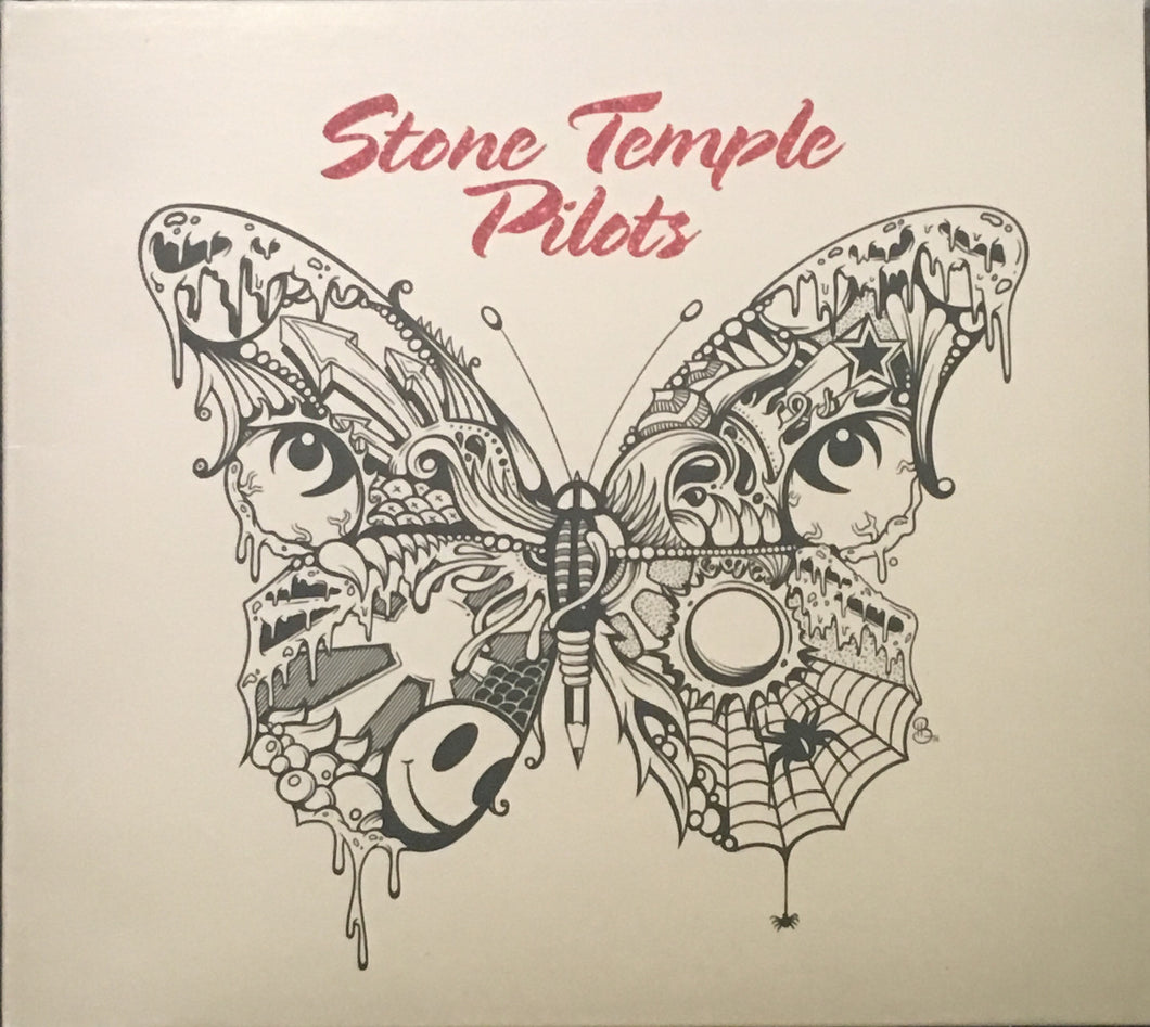 Stone Temple Pilots s/t (Jeff Gutt) CD