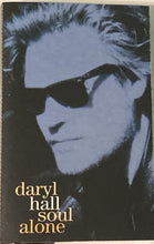Load image into Gallery viewer, Daryl Hall (aka Hall) - Soul Alone Cassette VG+