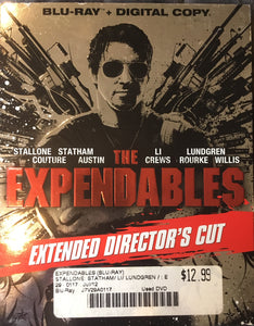 Expendables, The - BluRay