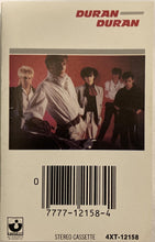 Load image into Gallery viewer, Duran Duran - s/t CASSETTE TAPE VG - 3rdfloortapes.com