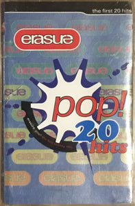 Erasure Pop! The First 20 Hits Cassette