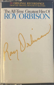 Roy Orbison - All Time Greatest Hits (Copy B) Cassette NM