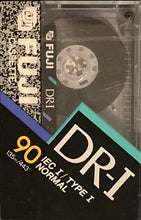 Load image into Gallery viewer, Fuji DR-1 Type 1 Blank Cassette