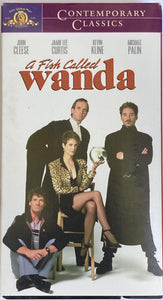 A Fish Called Wanda VHS