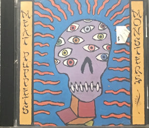 Meat Puppets Monsters CD