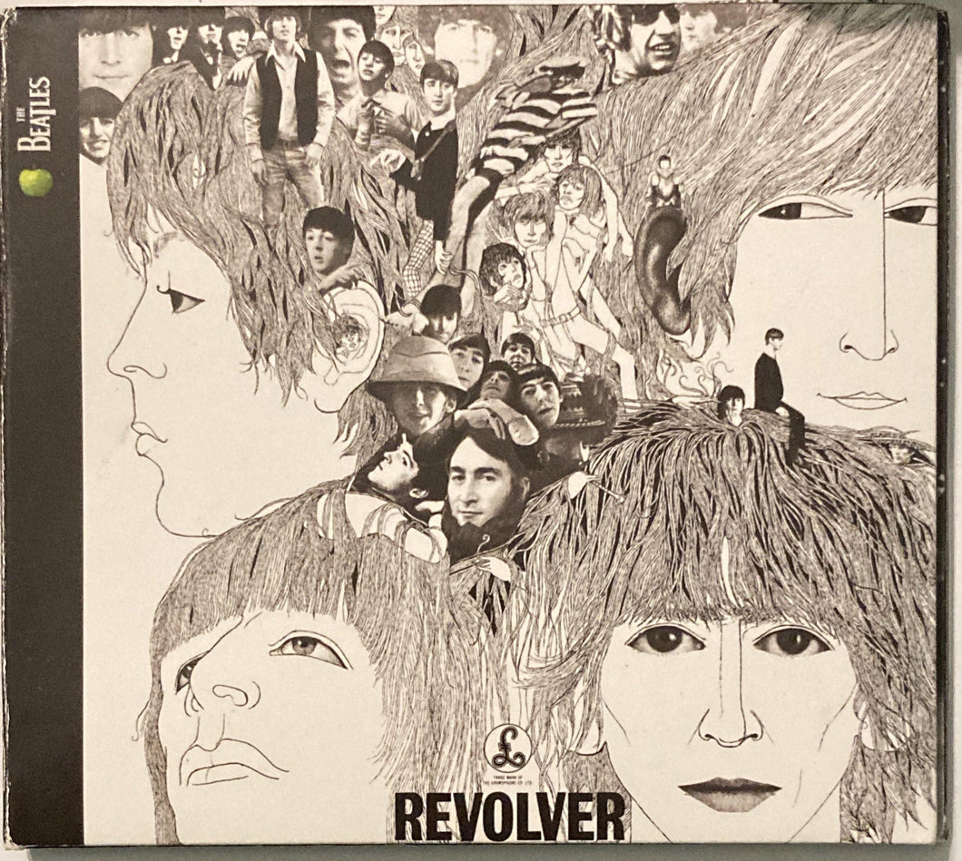 Beatles (The Beatles) - Revolver Deluxe Remaster Digipack Reissue CD VG+