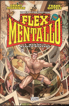 Load image into Gallery viewer, Flex Mentallo (Doom Patrol Spin-off) Hardcover by Grant Morrison, Frank Quitely Comic
