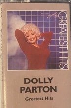 Load image into Gallery viewer, Dolly Parton - Greatest Hits Cassette VG+