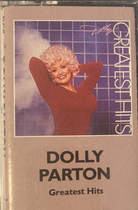 Dolly Parton - Greatest Hits Cassette VG+