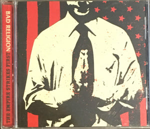 Bad Religion The Empire Strikes First CD