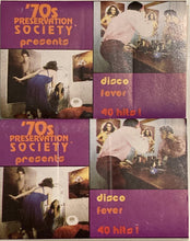 Load image into Gallery viewer, 70s Preservation Society Presents: Disco Fever Compilation 2x Cassette VG