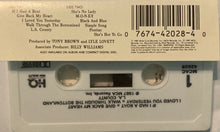 Load image into Gallery viewer, Lyle Lovett - Pontiac Cassette VG