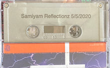Load image into Gallery viewer, Samiyam - Reflectionz (Stones Throw) Cassette New/sealed