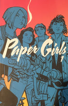 Load image into Gallery viewer, Paper Girls TPB 1-6 Comics VG+
