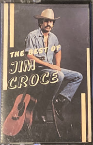 Jim Croce - Best Of Cassette VG