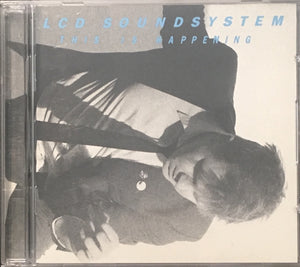 LCD Soundsystem This Is Happening CD
