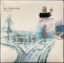 Load image into Gallery viewer, Radiohead - Ok Computer 2LP Reissue Vinyl Mint/Sealed