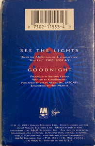 Simple Minds - See The Light Cassingle