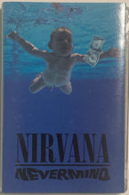 Load image into Gallery viewer, Nirvana - Nevermind Cassette VG+