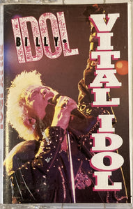 Billy Idol - Vital Idol Cassette VG+