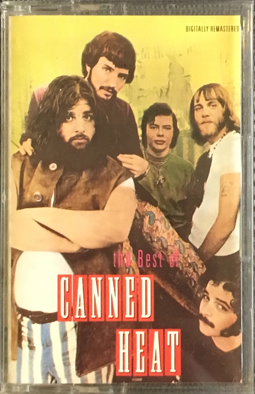 Canned Heat - Best Of Cassette