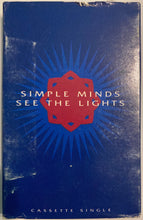 Load image into Gallery viewer, Simple Minds - See The Light Cassingle