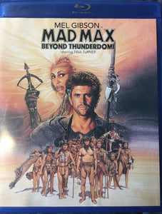 Mad Max Beyond Thunderdome BluRay