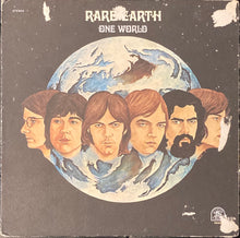 Load image into Gallery viewer, Rare Earth - One World Vinyl Fair/Good