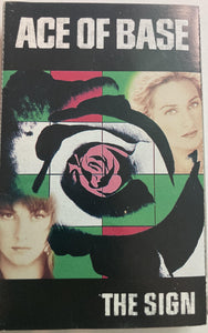 Ace Of Base - The Sign Cassette VG