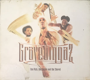 Gravediggaz The Pick The Sickle and The Shovel CD