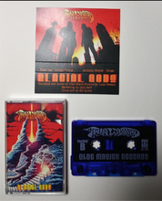 Load image into Gallery viewer, Twin Wizard - Glacial Gods Cassette NEW Olde Magick Records