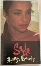 Load image into Gallery viewer, Sade - Stronger Than Pride Cassette VG
