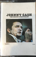 Load image into Gallery viewer, Johnny Cash - The Singing Storyteller Cassette VG