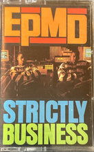 Load image into Gallery viewer, EPMD - Strictly Business Cassette VG+