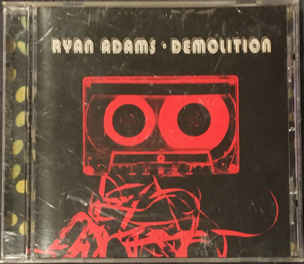 Ryan Adams Demolotion CD