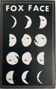 Fox Face- The Moon And The Tide (In The Lake Records) Cassette New/Mint (Last Available Copy!)