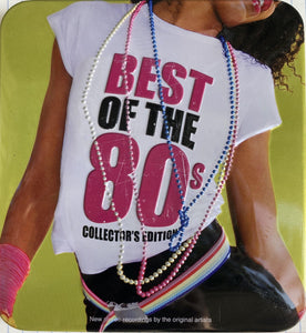 Best Of The 80s Collector's Edition 2x CD