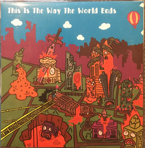 This Is The Way The World Ends 🔥 CD NEW (In The Lake Records)