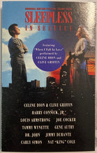 Load image into Gallery viewer, Sleepless In Seattle Soundtrack Cassette VG