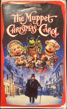 Load image into Gallery viewer, Muppet Christmas Carol - VHS