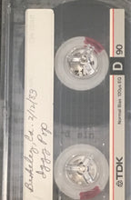 Load image into Gallery viewer, Iggy Pop Live Bootleg Berkeley CA 1983 Cassette