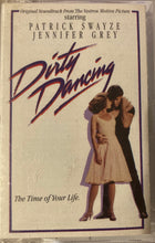 Load image into Gallery viewer, Dirty Dancing (More from) Soundtrack Cassette VG