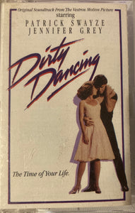 Dirty Dancing (More from) Soundtrack Cassette VG