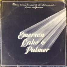 Load image into Gallery viewer, Emerson Lake And Palmer - Welcome Back My Friends To The Show That Never Ends Vinyl Fair/Good