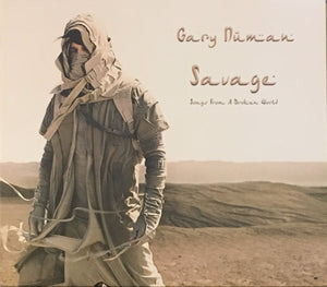 Gary Numan Savage CD