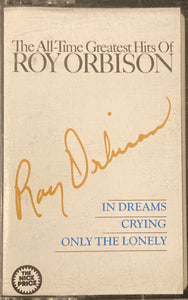 Roy Orbison - All Time Greatest Hits (Copy A) Cassette VG